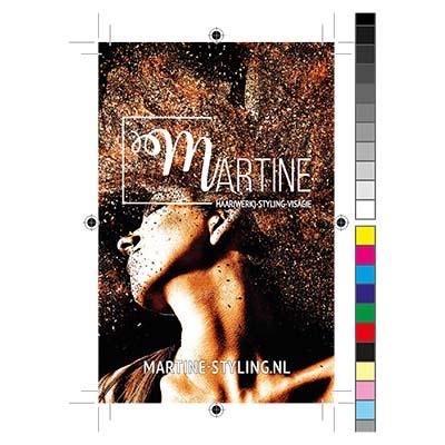 logo ontwerp website Martine-Styling