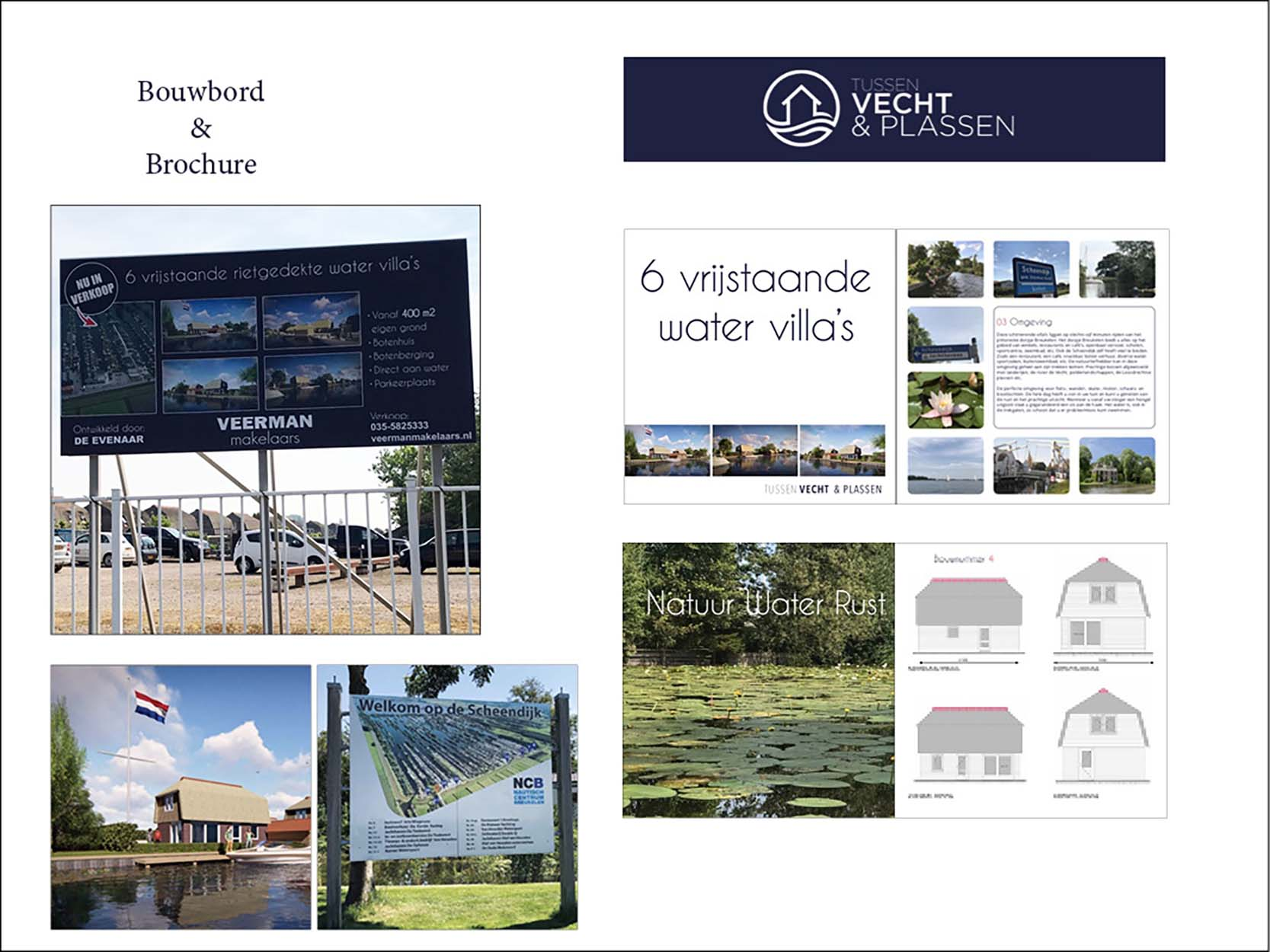 brochure nieuwbouw De Evenaar