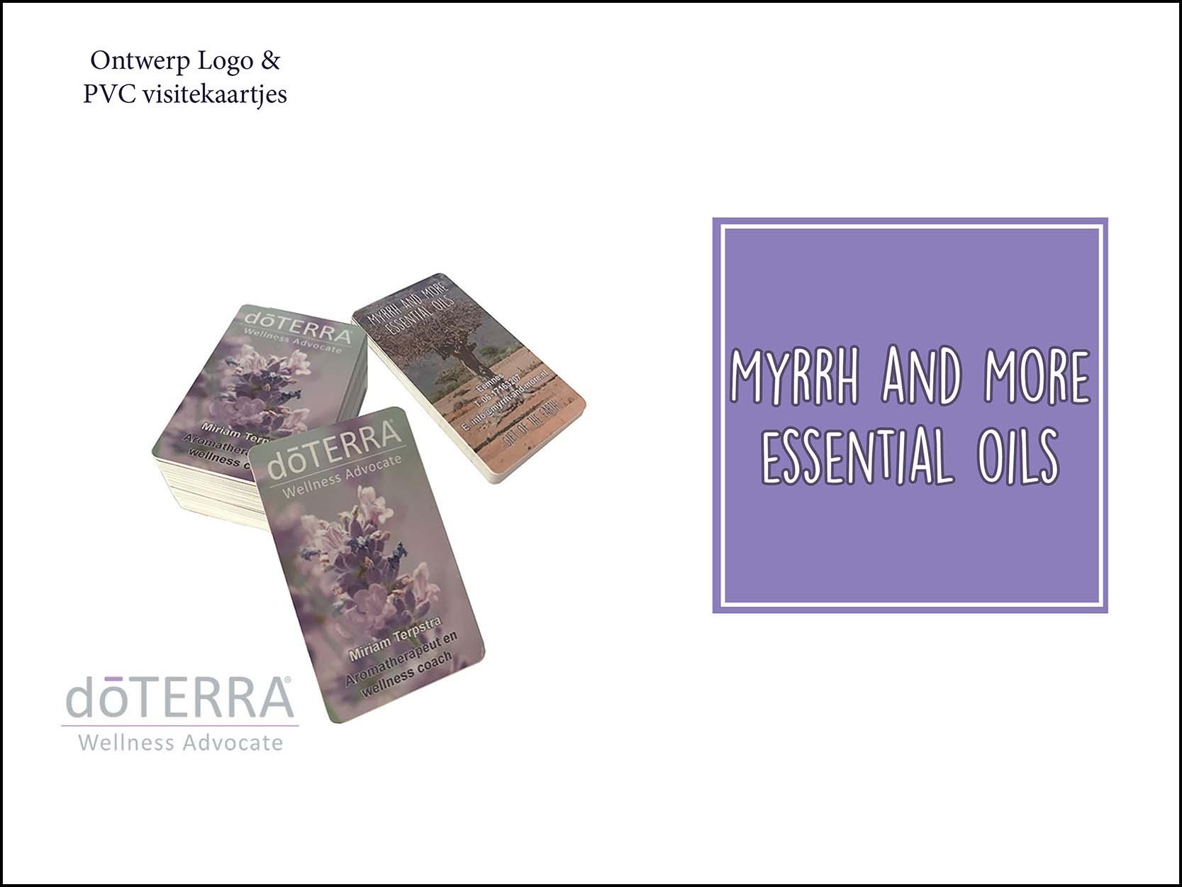 Portfolio Myrrh and More
