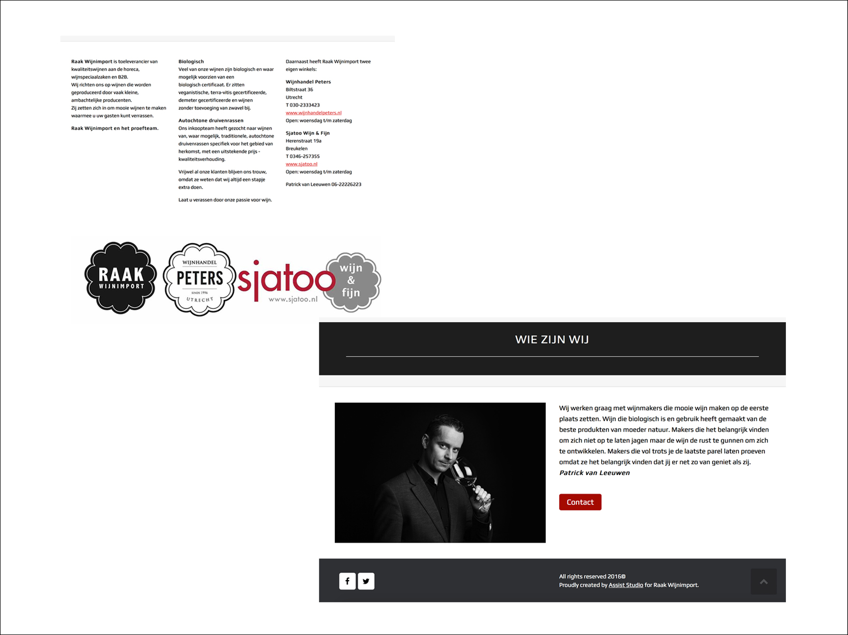 website design Loosdrecht