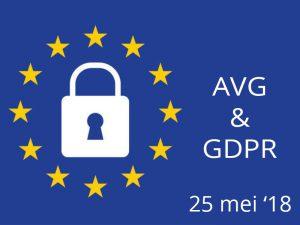 AVG en GDPR